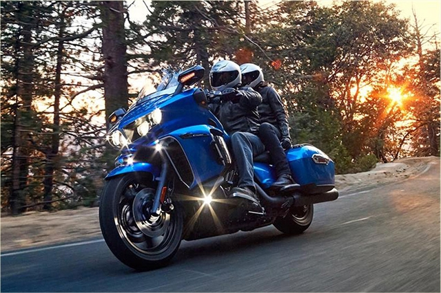 2018 Yamaha Star Eluder Base at Youngblood Powersports RV Sales and Service