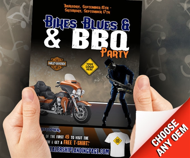 2018 ANYTIME Bikes, Blues & BBQ Powersports at PSM Marketing - Peachtree City, GA 30269