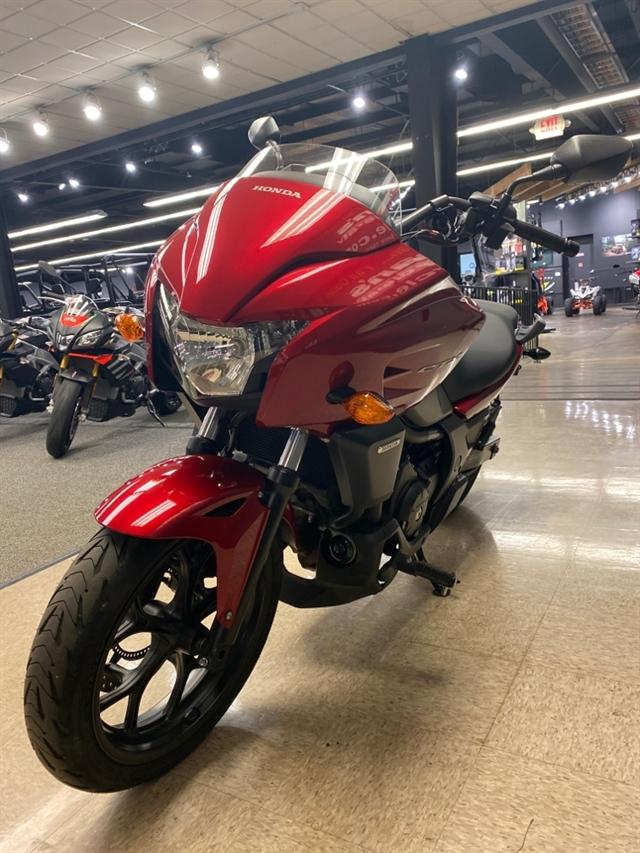 2014 Honda CTX 700 DCT ABS at Sloans Motorcycle ATV, Murfreesboro, TN, 37129