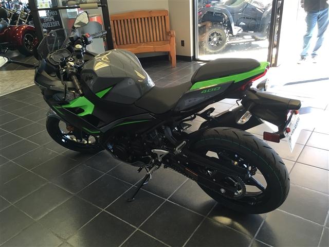 2019 Kawasaki Ninja 400 ABS at Champion Motorsports, Roswell, NM 88201