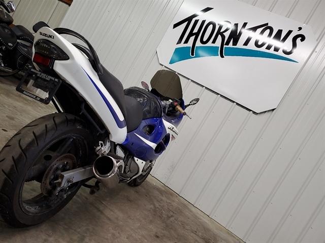 2006 Suzuki Katana 600 at Thornton's Motorcycle - Versailles, IN