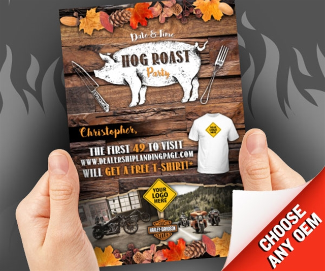 2019 Fall Hog Roast Powersports at PSM Marketing - Peachtree City, GA 30269