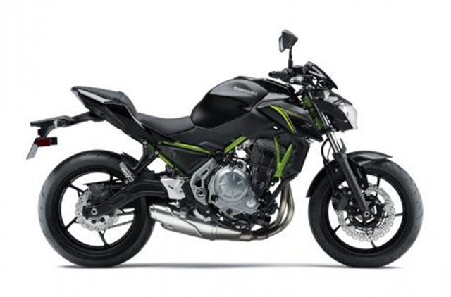 2018 Kawasaki Z650 ABS at Pete's Cycle Co., Severna Park, MD 21146