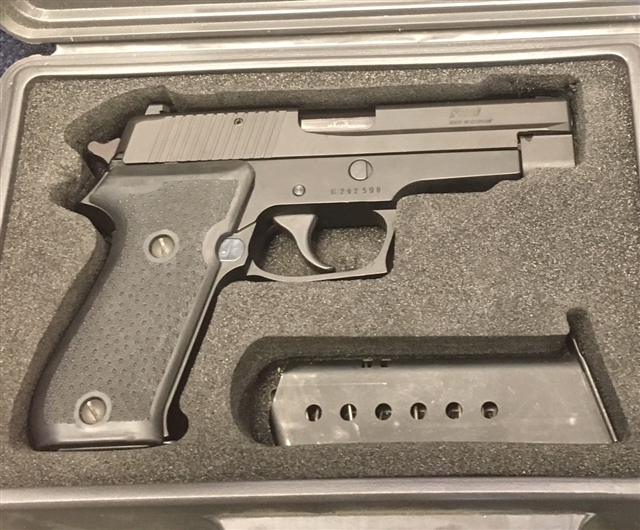 1998 Sig Sauer P220 45 ACP at Harsh Outdoors, Eaton, CO 80615