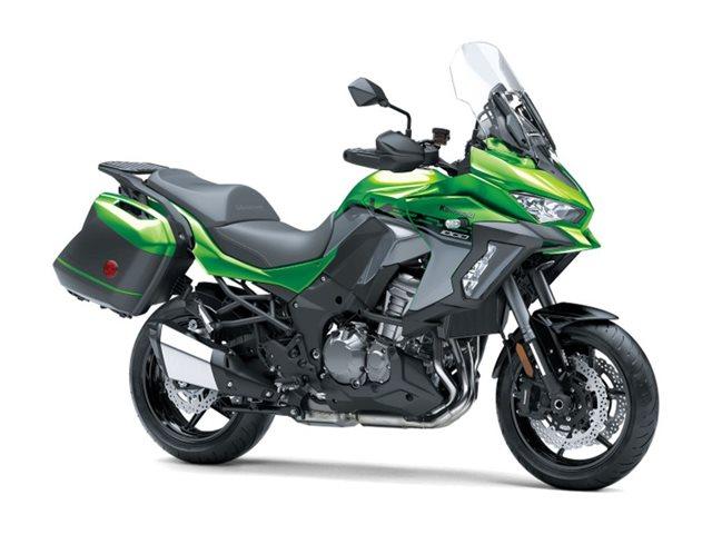 2020 Kawasaki Versys 1000 SE LT+ at Extreme Powersports Inc