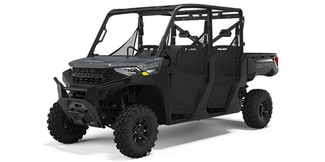 2021 Polaris Ranger Crew 1000 Premium at Shawnee Honda Polaris Kawasaki