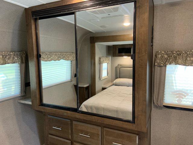 2019 Forest River Rockwood Signature Ultra Lite 8328BS Rear Living at Campers RV Center, Shreveport, LA 71129