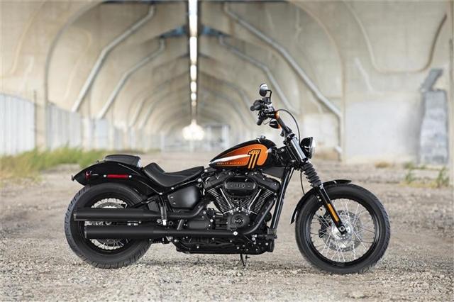 2021 Harley-Davidson Cruiser FXBBS Street Bob 114 at Williams Harley-Davidson