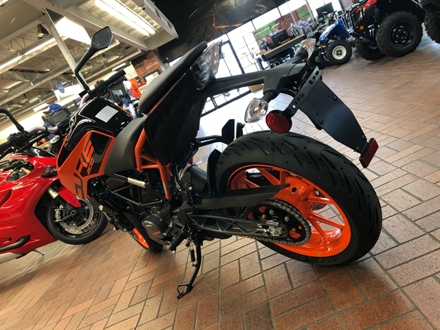 2020 KTM 200 DUKE at Wild West Motoplex