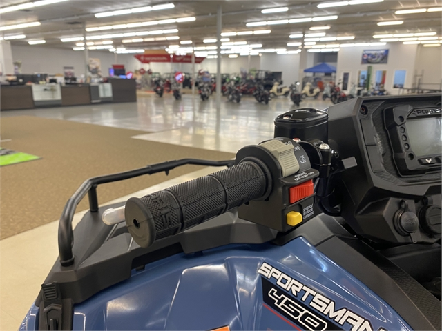 2021 Polaris Sportsman 450 HO EPS at Columbia Powersports Supercenter