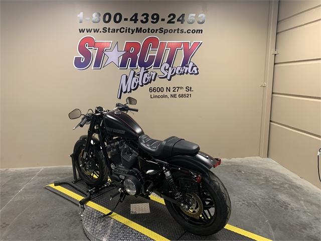 2016 Harley-Davidson Sportster Roadster at Star City Motor Sports