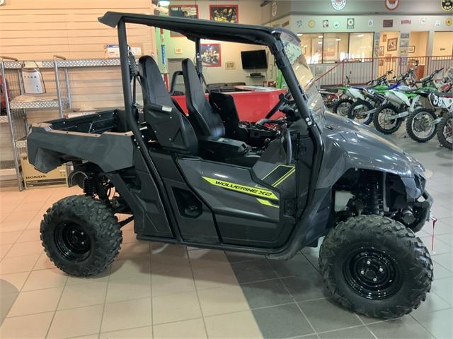 2019 Yamaha Wolverine X2 Base at Midland Powersports