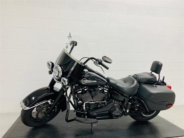 2019 Harley-Davidson Softail Heritage Classic 114 at Destination Harley-Davidson®, Silverdale, WA 98383