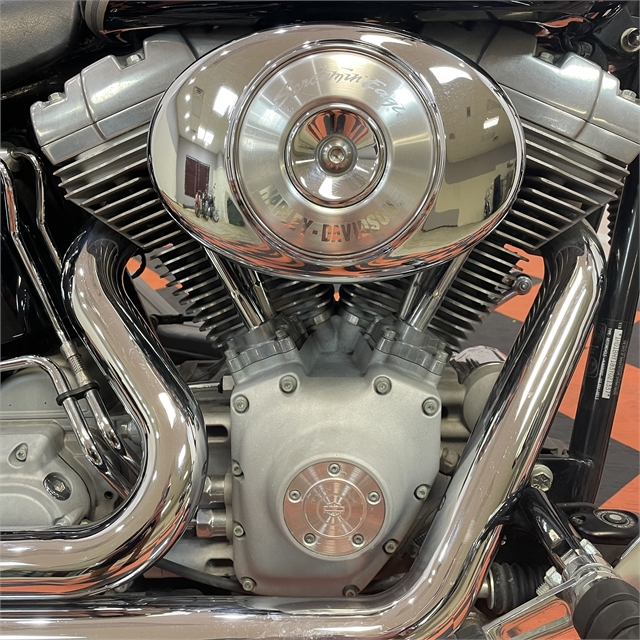 2003 Harley-Davidson FXST at Harley-Davidson of Indianapolis