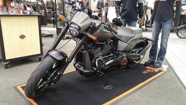 2019 Harley-Davidson Softail FXDR 114 at Harley-Davidson® Shop of Winona, Winona, MN 55987
