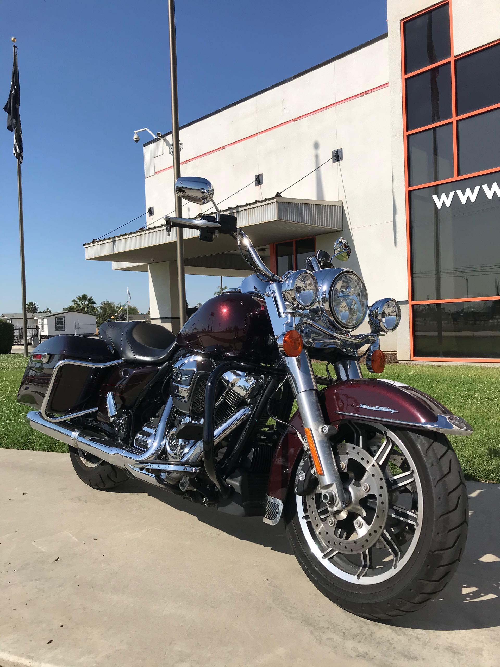 2018 Harley-Davidson Road King Base at Visalia Harley-Davidson