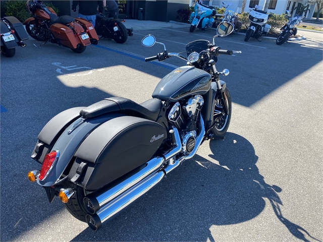 2021 Indian Scout Scout at Fort Myers