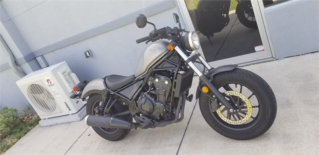 2017 Honda Rebel 500 500 at Powersports St. Augustine
