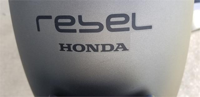 2017 Honda Rebel 500 500 at Powersports St. Augustine