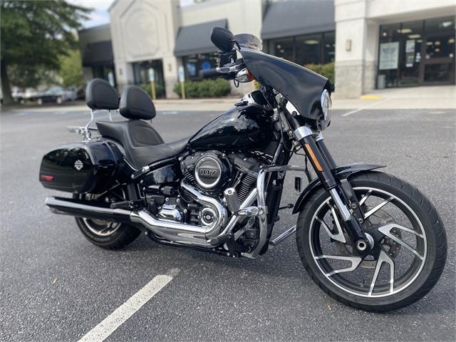 2020 Harley-Davidson Softail Sport Glide at Southside Harley-Davidson