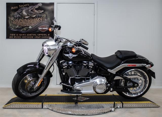 2020 Harley-Davidson FLFBS at Mike Bruno's Northshore Harley-Davidson