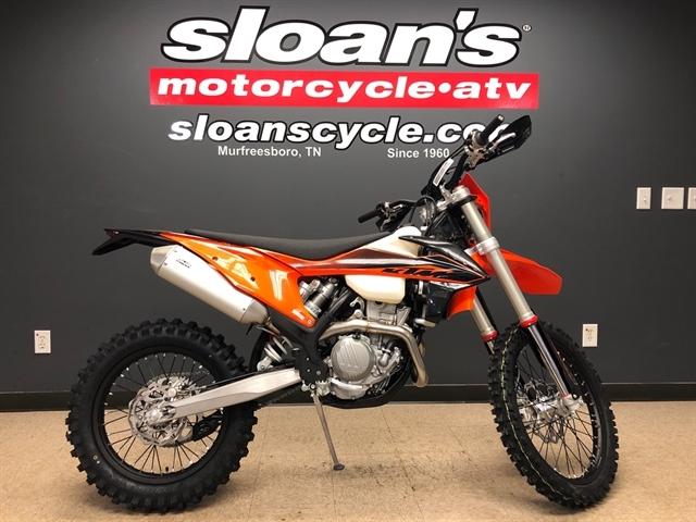 2020 KTM 350 XCF-W 350 XCF-W at Sloans Motorcycle ATV, Murfreesboro, TN, 37129