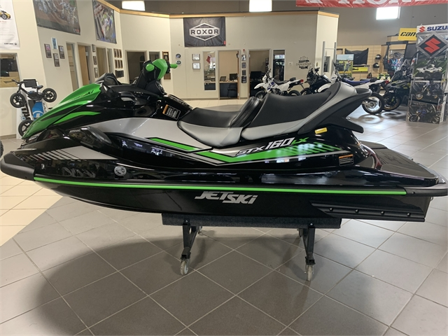 2021 Kawasaki Jet Ski STX 160LX at Star City Motor Sports
