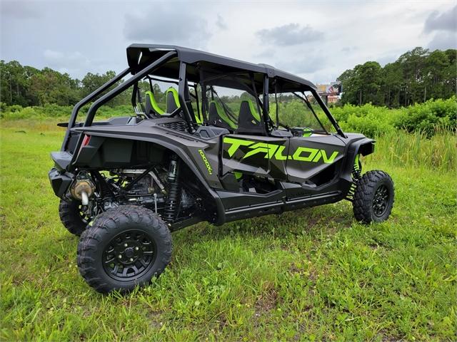 2021 Honda Talon 1000X-4 at Powersports St. Augustine