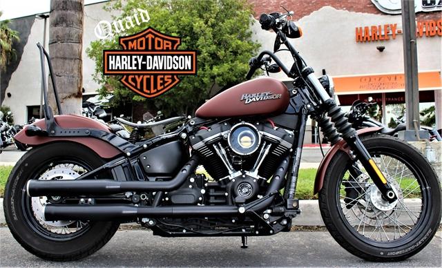 2018 Harley-Davidson Softail Street Bob at Quaid Harley-Davidson, Loma Linda, CA 92354