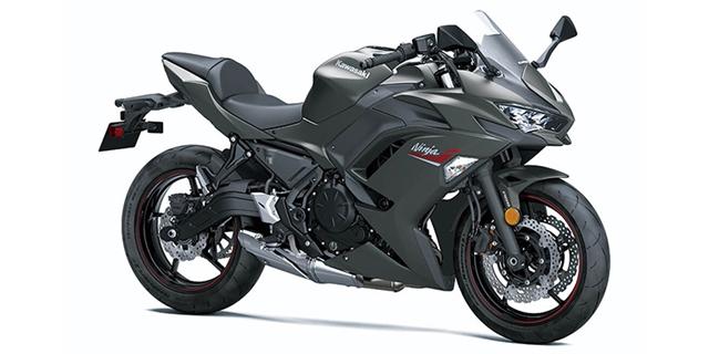 2022 Kawasaki Z650 Base at Friendly Powersports Slidell