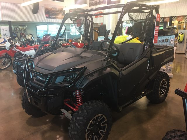 2017 Honda Pioneer 1000 LE at Kent Powersports of Austin, Kyle, TX 78640