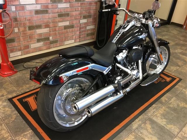 2018 Harley-Davidson Softail Fat Boy 114 at Bud's Harley-Davidson Redesign