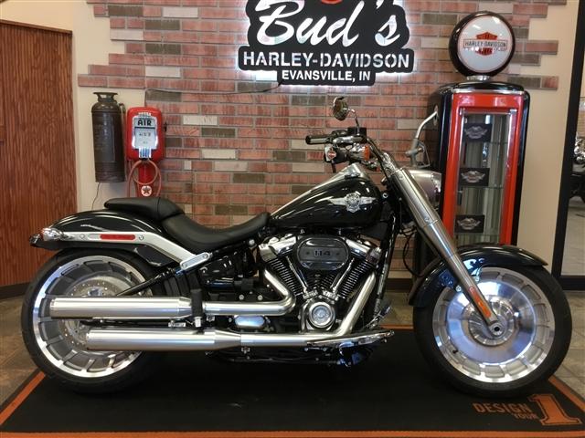 2018 Harley-Davidson Softail Fat Boy 114 at Bud's Harley-Davidson, Evansville, IN 47715