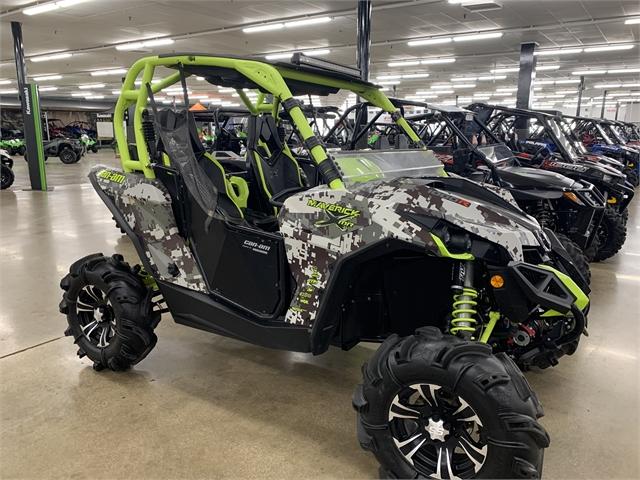 2015 Can-Am Maverick 1000 X mr DPS at ATVs and More