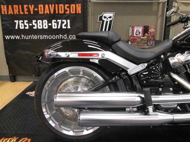 2018 Harley-Davidson Softail Fat Boy at Hunter's Moon Harley-Davidson®, Lafayette, IN 47905