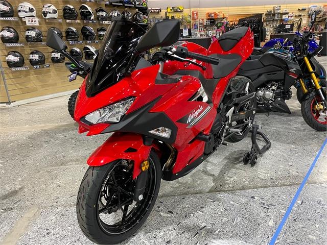 2021 Kawasaki Ninja 400 ABS at Lynnwood Motoplex, Lynnwood, WA 98037