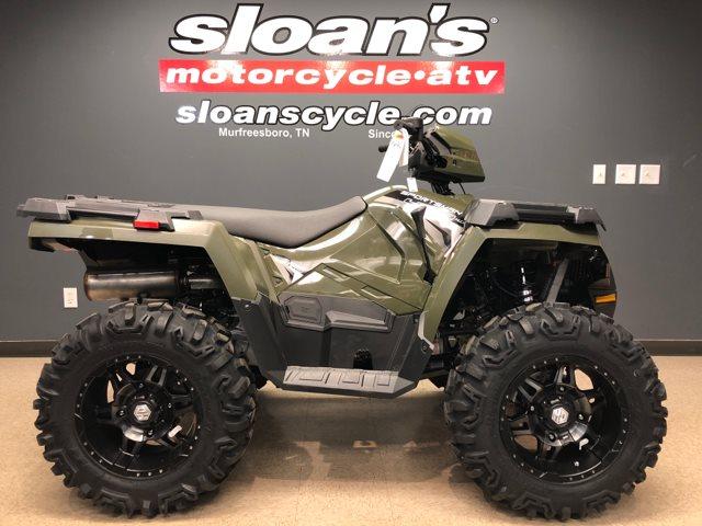 2019 Polaris Sportsman 450 HO Base at Sloan's Motorcycle, Murfreesboro, TN, 37129