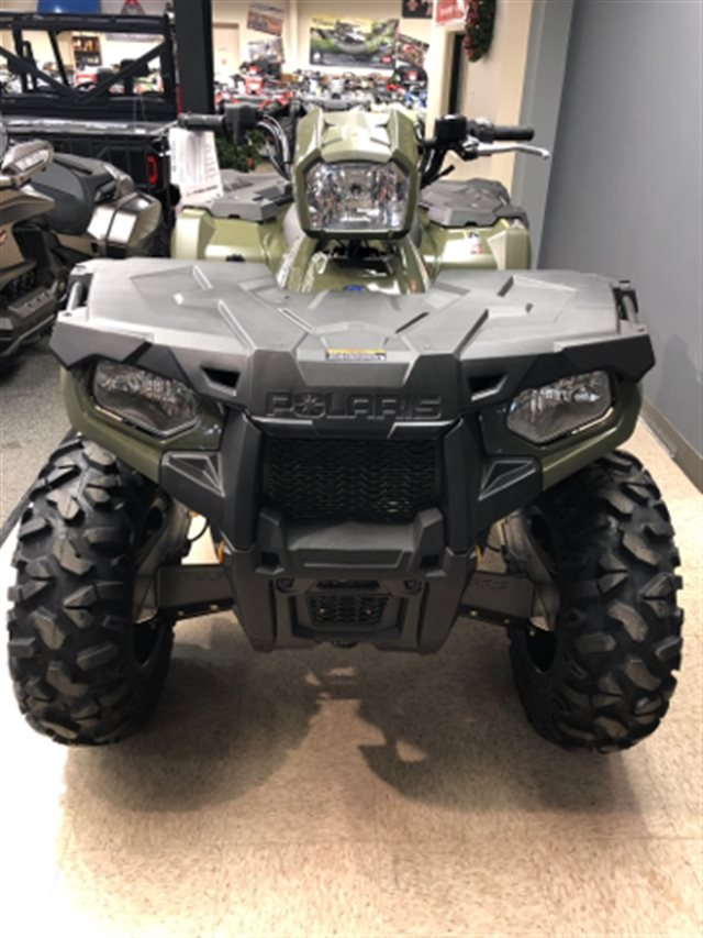 2019 Polaris Sportsman 450 HO Base | Sloan's Motorcycle