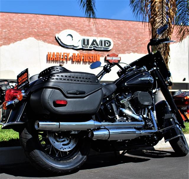 2019 Harley-Davidson Softail Heritage Classic 114 at Quaid Harley-Davidson, Loma Linda, CA 92354