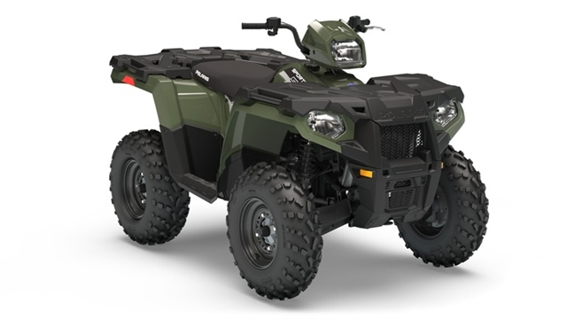 2019 Polaris Sportsman 570 EPS Sage Green at Fort Fremont Marine, Fremont, WI 54940