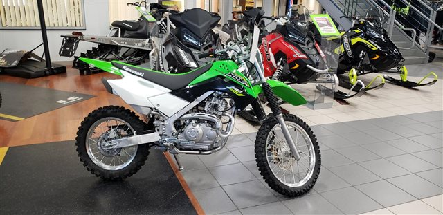2018 Kawasaki KLX 140 at Rod's Ride On Powersports, La Crosse, WI 54601
