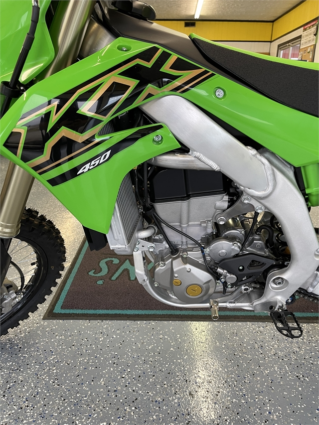 2021 Kawasaki KX KX450 at Thornton's Motorcycle - Versailles, IN