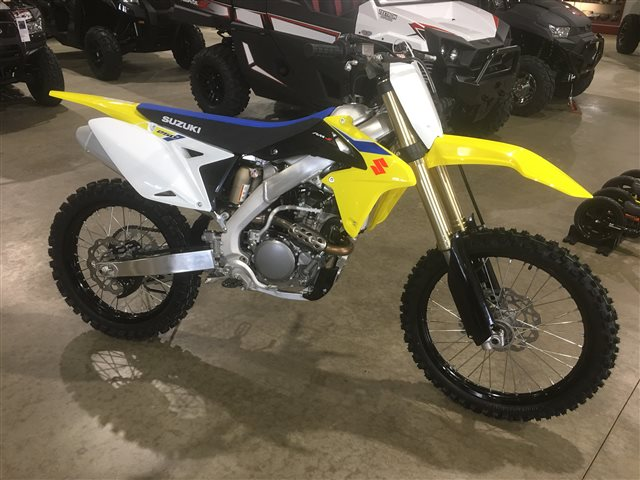 2018 Suzuki RM-Z 250 at Lincoln Power Sports, Moscow Mills, MO 63362