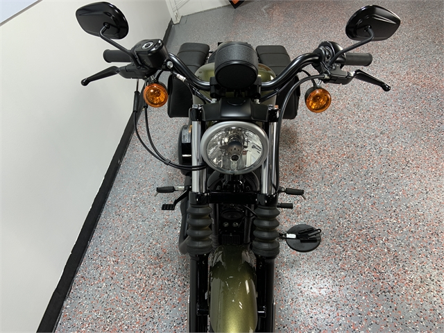 2016 Harley-Davidson Sportster Iron 883 at Harley-Davidson of Madison