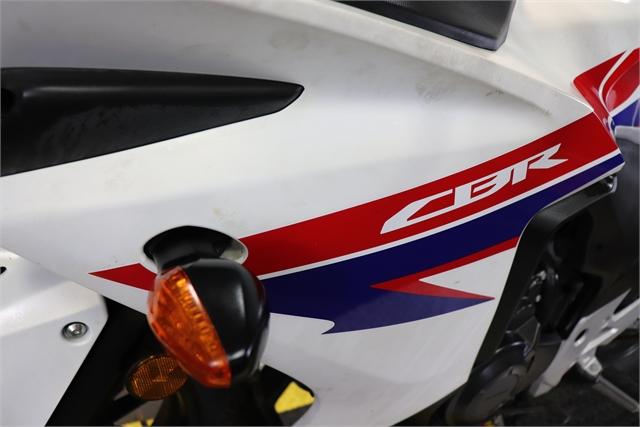 2013 Honda CBR 500R at Used Bikes Direct