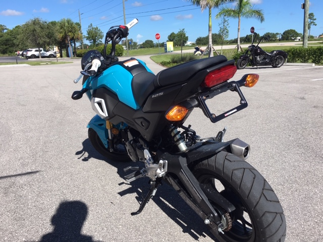 2019 Honda Grom Base at Fort Myers