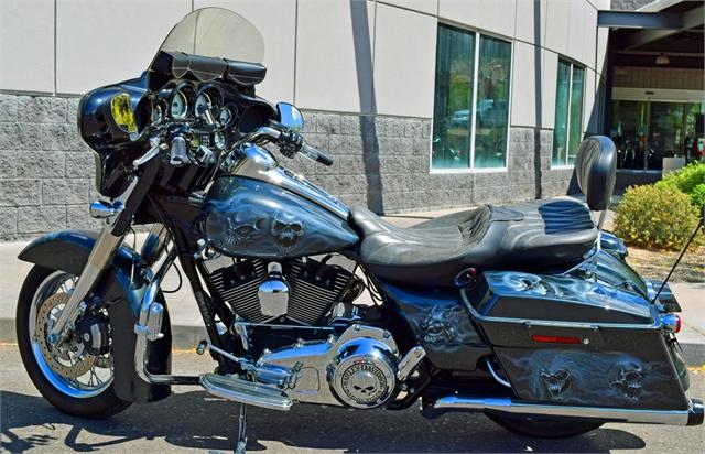 2009 Harley-Davidson Street Glide Base at Buddy Stubbs Arizona Harley-Davidson