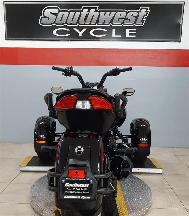 2017 Can-Am Spyder F3 Base at Southwest Cycle, Cape Coral, FL 33909