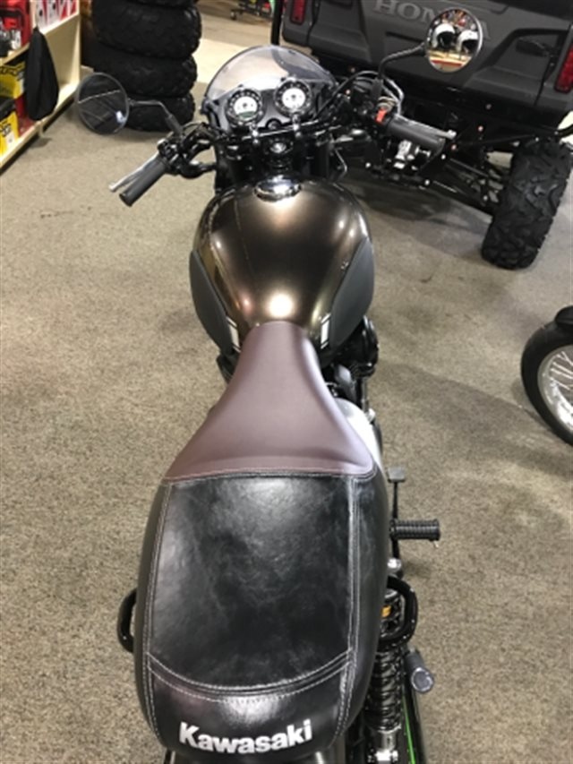 2019 Kawasaki W800 Cafe at Dale's Fun Center, Victoria, TX 77904