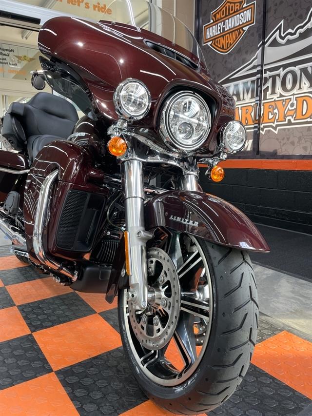 2021 Harley-Davidson Touring FLHTK Ultra Limited at Hampton Roads Harley-Davidson